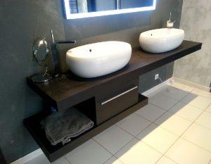 Salle de bain sur Orsay