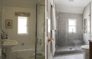 rénovation de salle de bain sur Brunoy